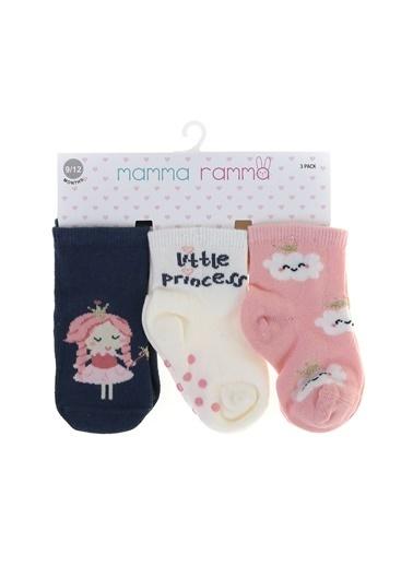Mammaramma Spor Çorap Renkli